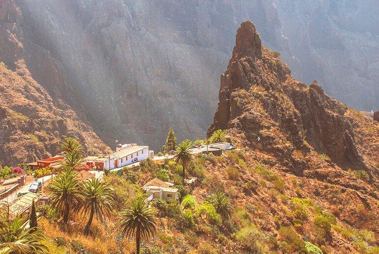Planes románticos en Tenerife 5