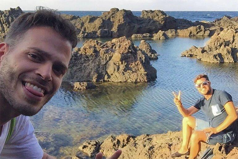 Top 10 piscinas naturales en Tenerife 10