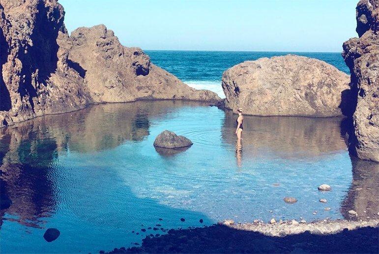 Top 10 piscinas naturales en Tenerife 5