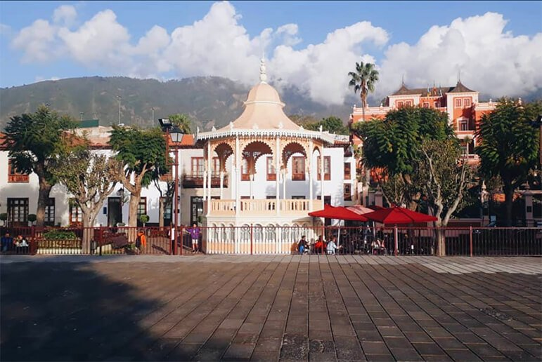 Planes románticos en Tenerife 7