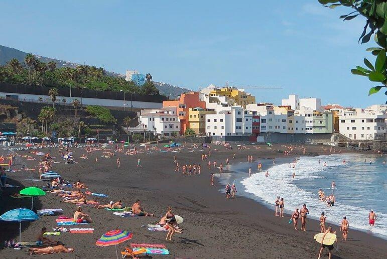 Playa Jardín 1