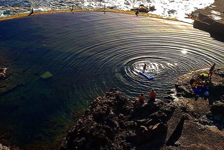 Top 10 piscinas naturales en Tenerife 4