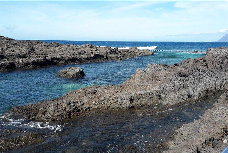 Top 10 piscinas naturales en Tenerife 7
