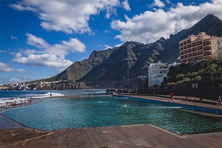 Top 10 piscinas naturales en Tenerife 8