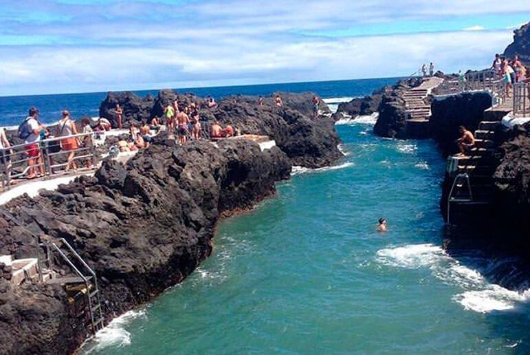 Top 10 piscinas naturales en Tenerife 2