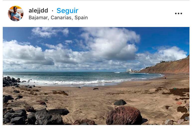 Playa El Arenal 1