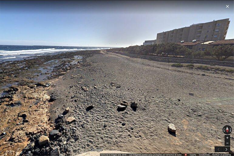Perros: Playa del Cabezo 1
