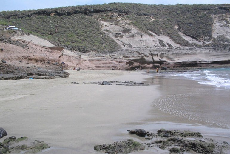 Playa de Diego Hernández 1