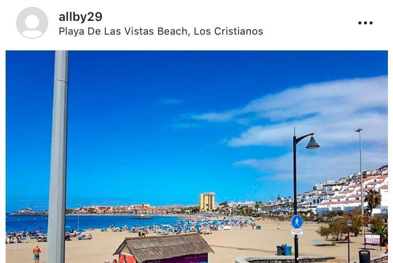 Playa de Las Vistas 1