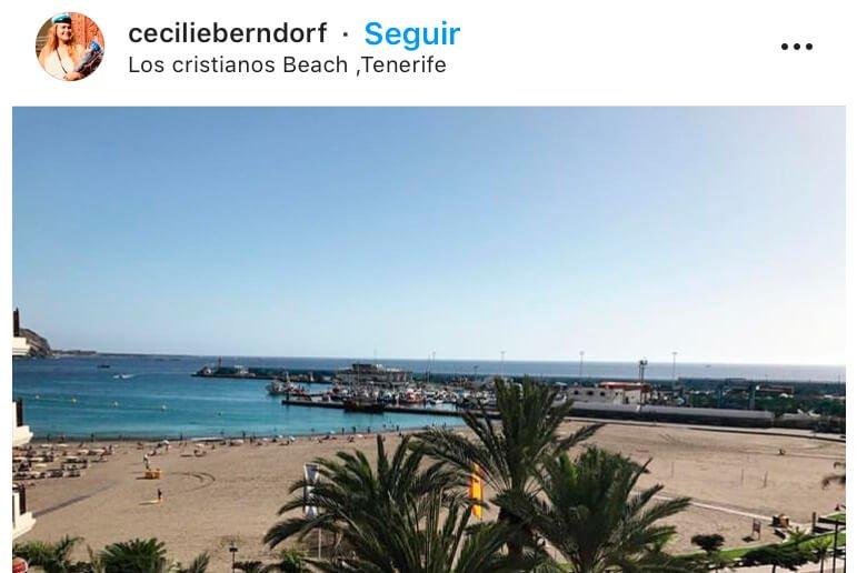 Playa de Los Cristianos 1