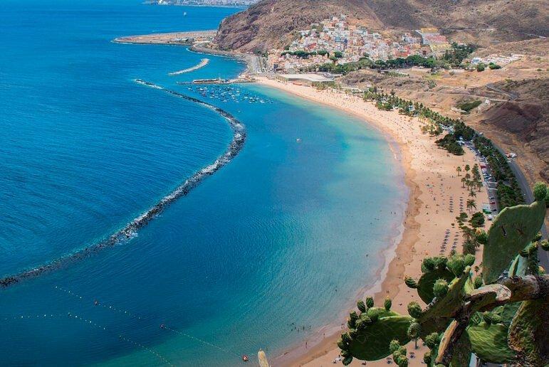 Playa de Las Teresitas 1