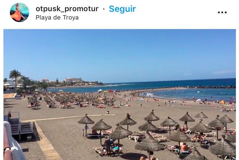Playa de Troya 1