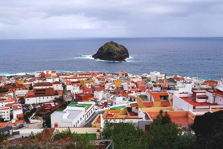 Planes románticos en Tenerife 9